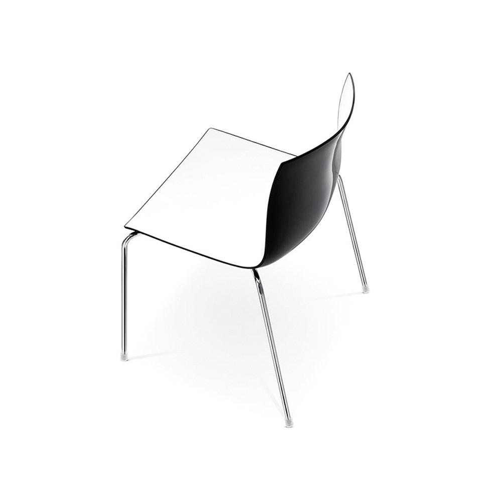 Catifa 46 4-Leg Chair Lievore Altherr Molina Arper