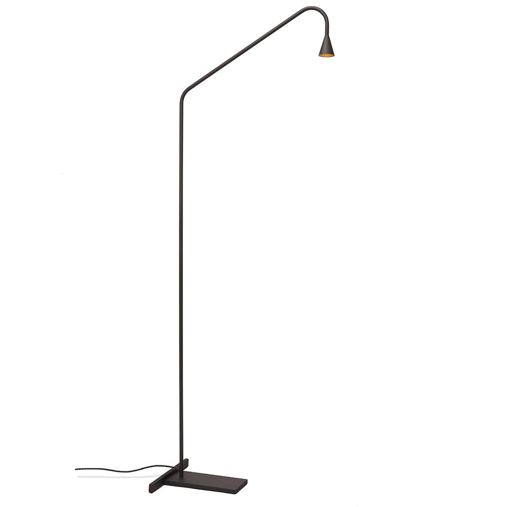 Austere Floor Lamp Hans Verstuyft Trizo21 black contemporary floor lamp