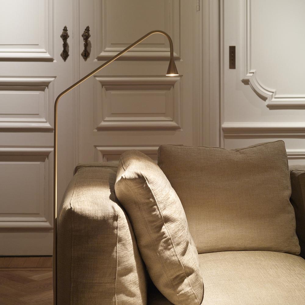 Austere Floor Lamp Hans Verstuyft Trizo21 modern eco friendly floor lamp