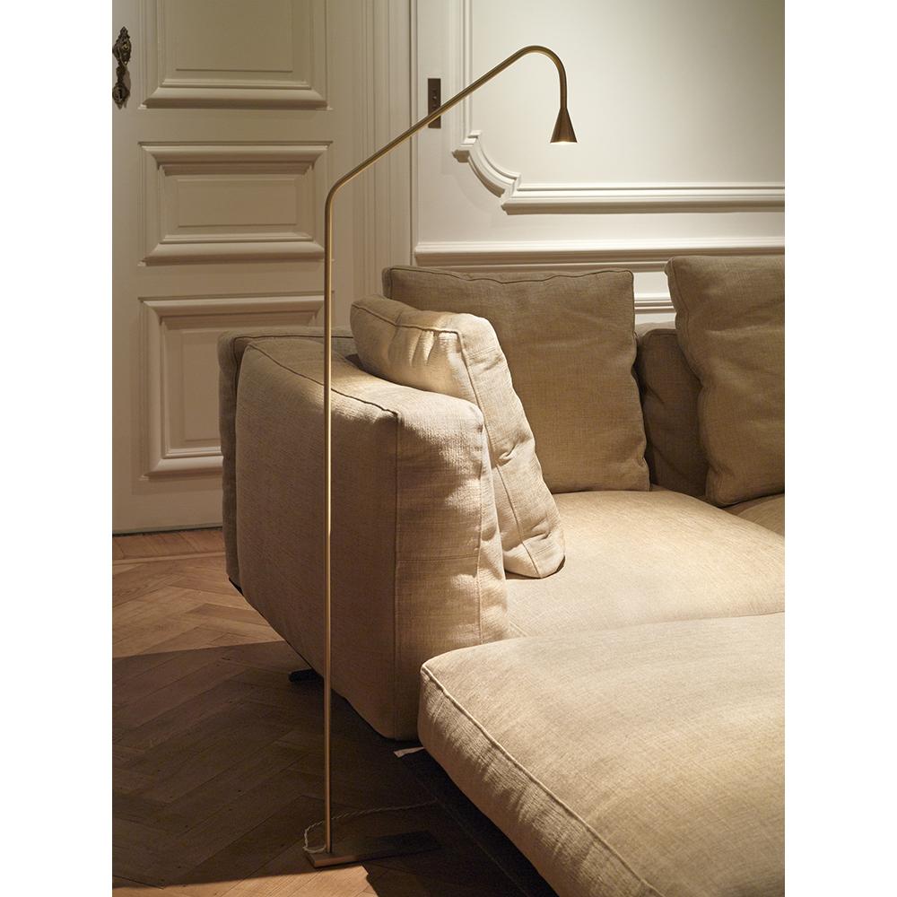 Austere Floor Lamp Hans Verstuyft Trizo21 designer floor lamp