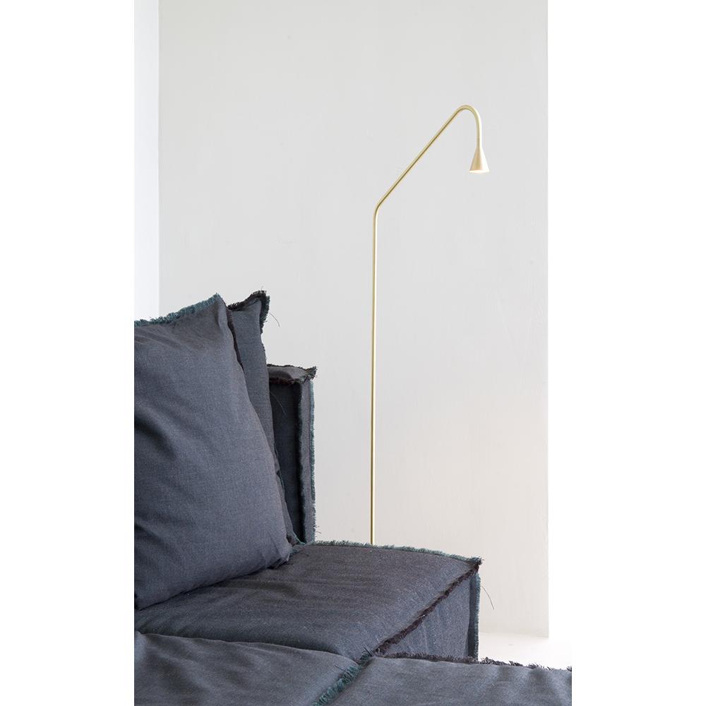 Austere Floor Lamp Hans Verstuyft Trizo21 modern belgian floor lamp living room