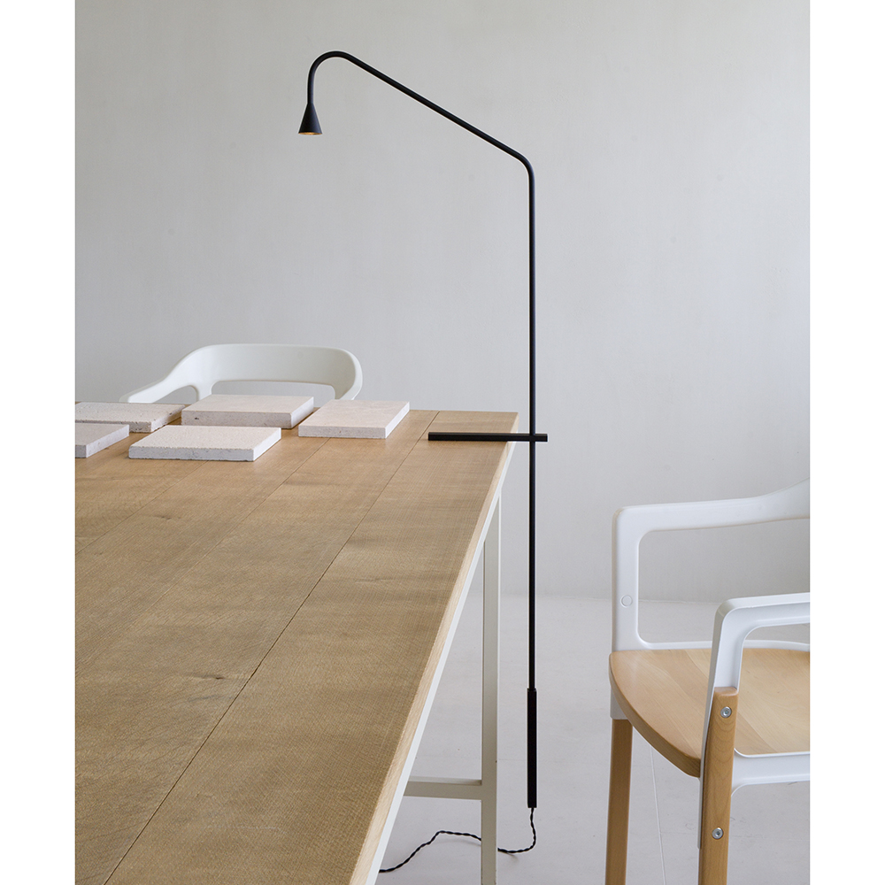 austere table lamp hans verstuyft trizo21 modern workspace office lighting