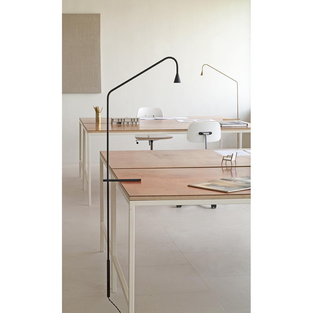 austere table lamp Hans Verstuyft trizo21 eco friendly modern table lamp