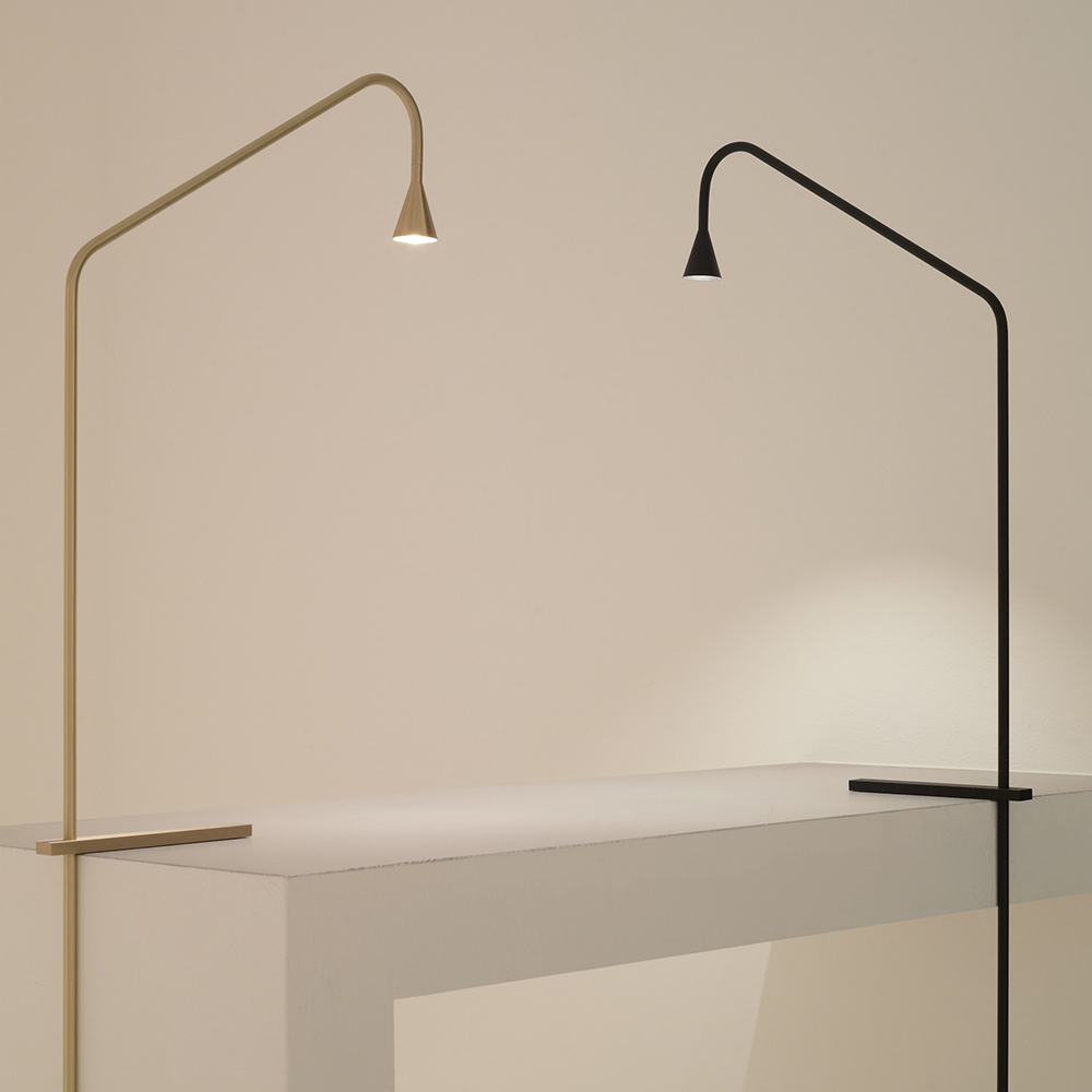 austere table lamp Hans Verstuyft trizo21 minimalist modern table lamp