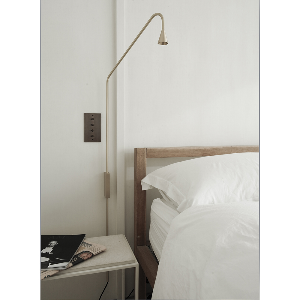 austere wall lamp hans verstuyft trizo21 contemporary eco-friendly designer lighting