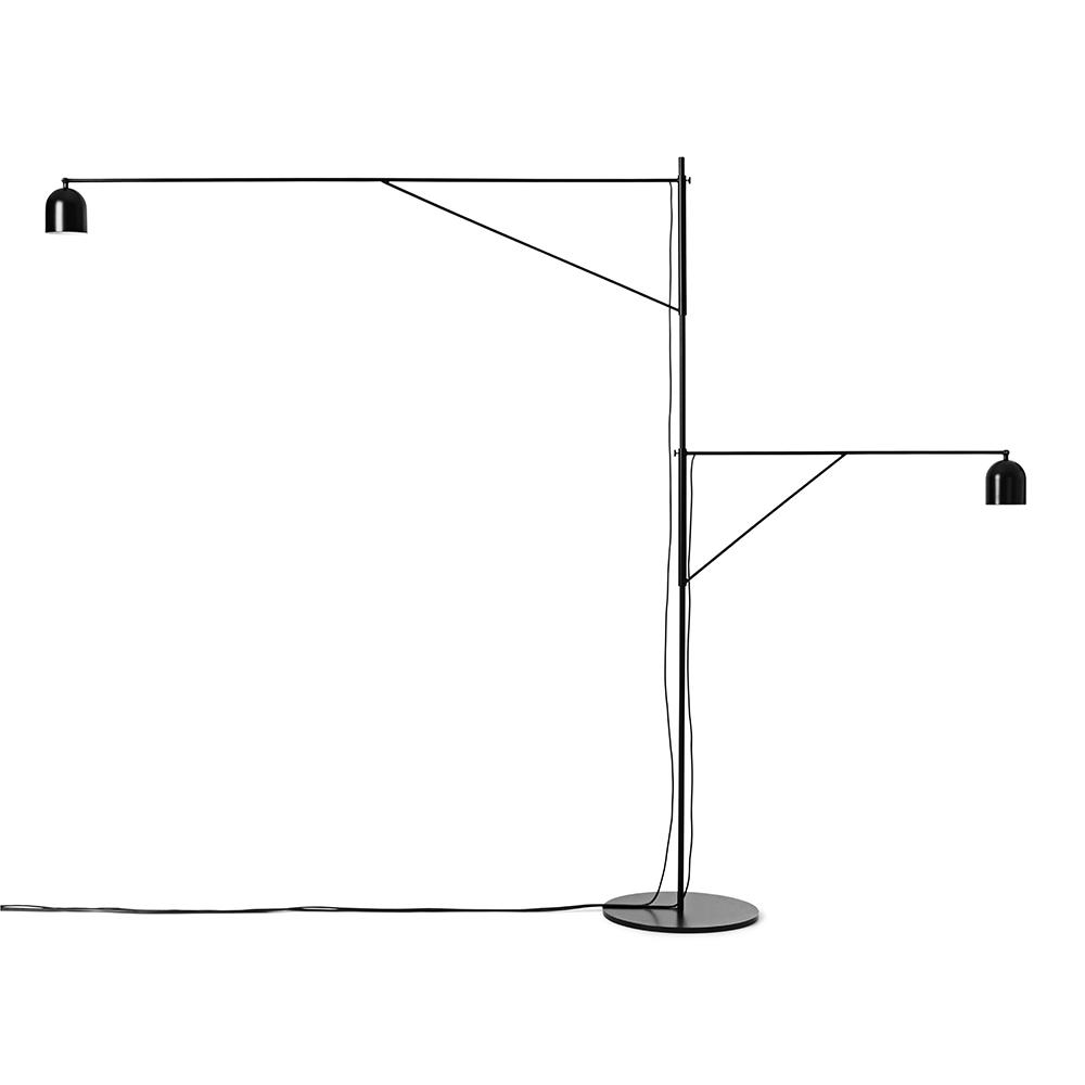 awkward light anatomy design karakter modern floor lamp