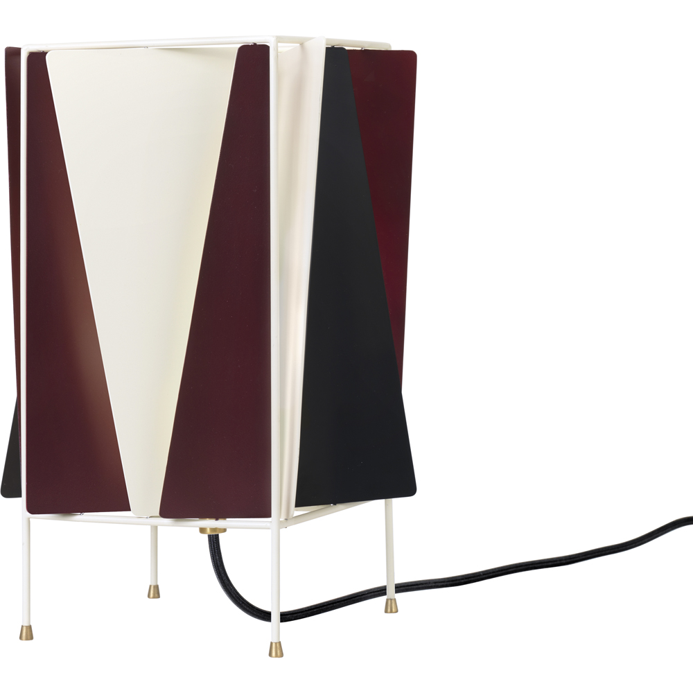 b-4 table lamp greta grossman gubi modern contemporary metal colorful designer table light