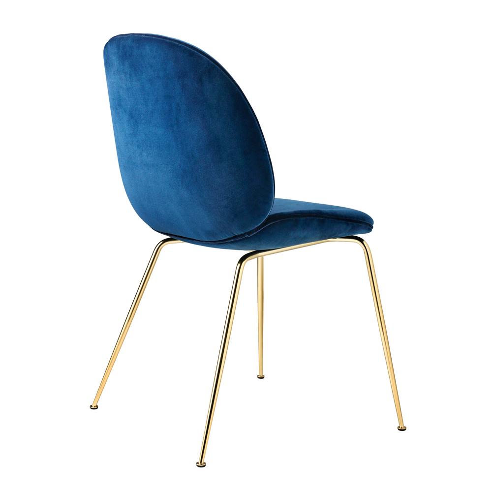 Beetle Chair GamFratesi GUBI contemporary designer dining chair