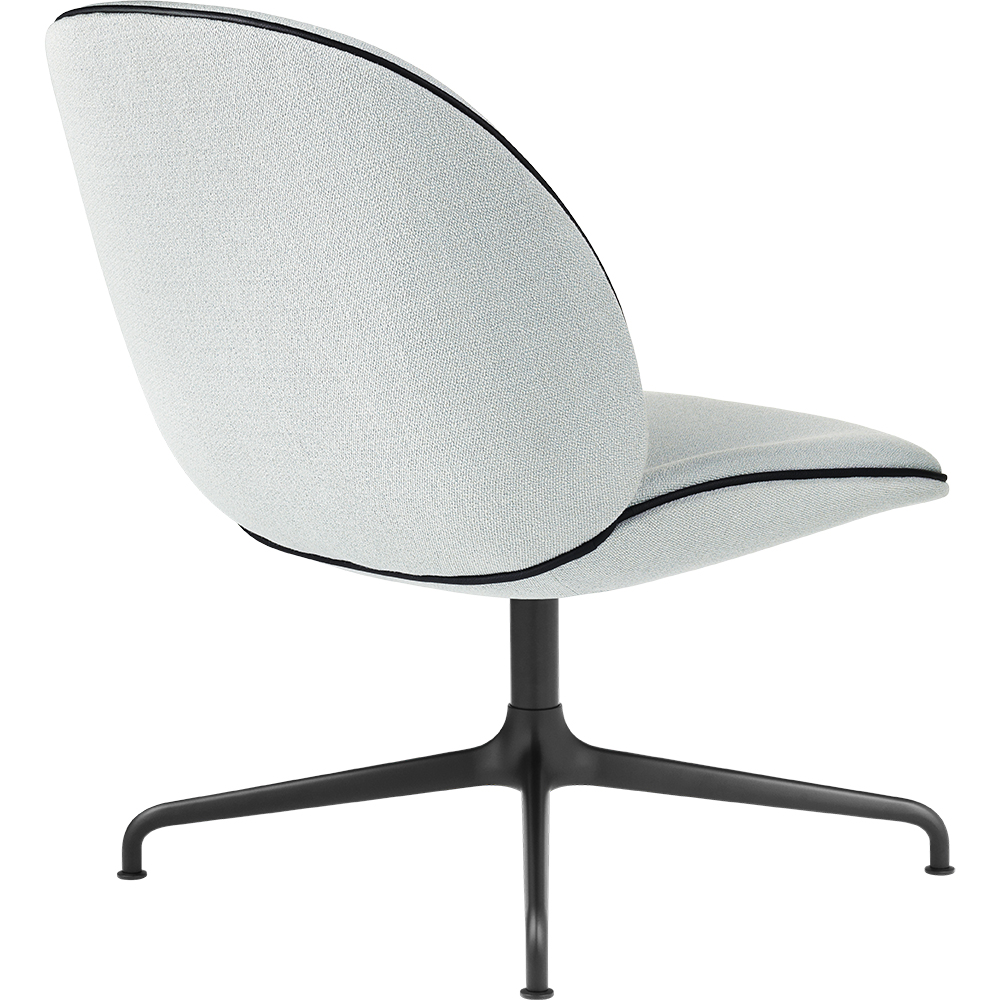 beetle lounge chair four star base gamfratesi gubi upholstered danish designer contemporary modern lounge chair