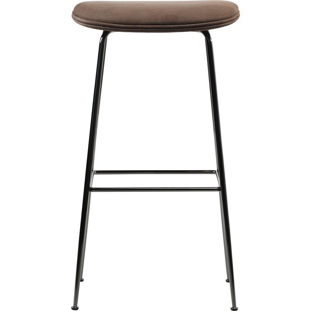 beetle bar stool gamfratesi gubi modern contemporary danish designer upholstered bar stool