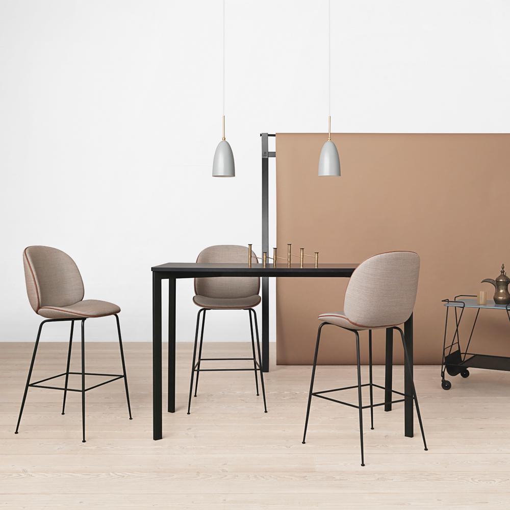 Beetle Stool barstool GamFratesi GUBI contemporary designer bar stool