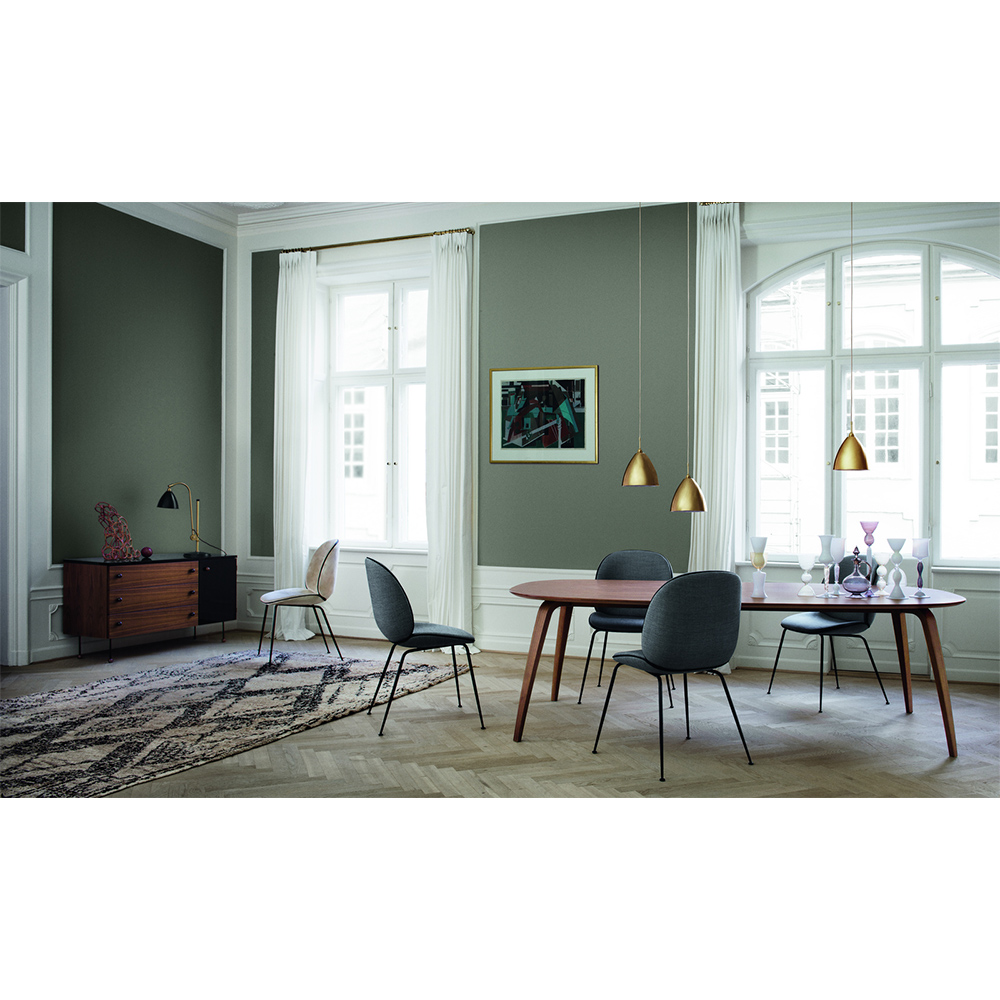 Beetle Chair Gamfratesi Gubi Suite Ny