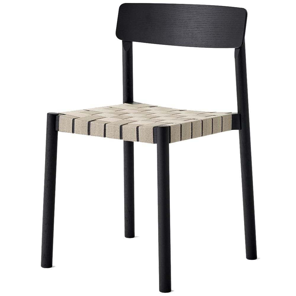 betty jakob thau sami kallio andtradition modern contemporary danish designer wood wooden webbing dining chair