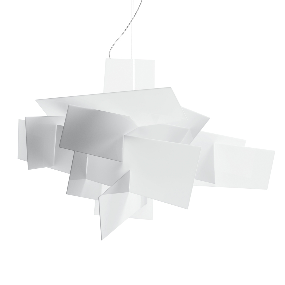 Big Bang designed by Enrico Franzolini and Vicente Garcia Jiminez for Foscarini