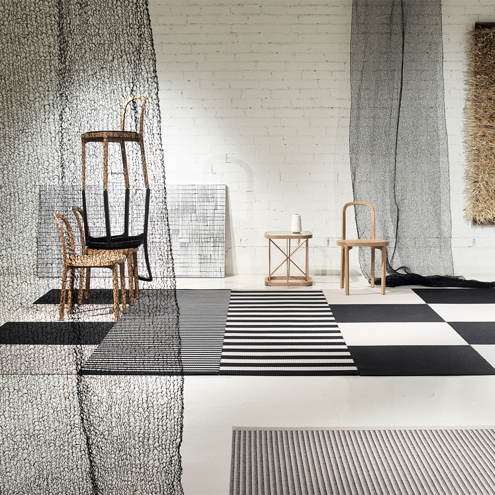 Big Stripe by Rita Puotila for Woodnotes at SUITE NY