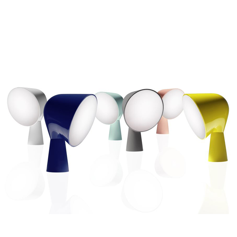binic table lamp foscarini Ionna Vautrin italy new 2015 colors shop suite ny