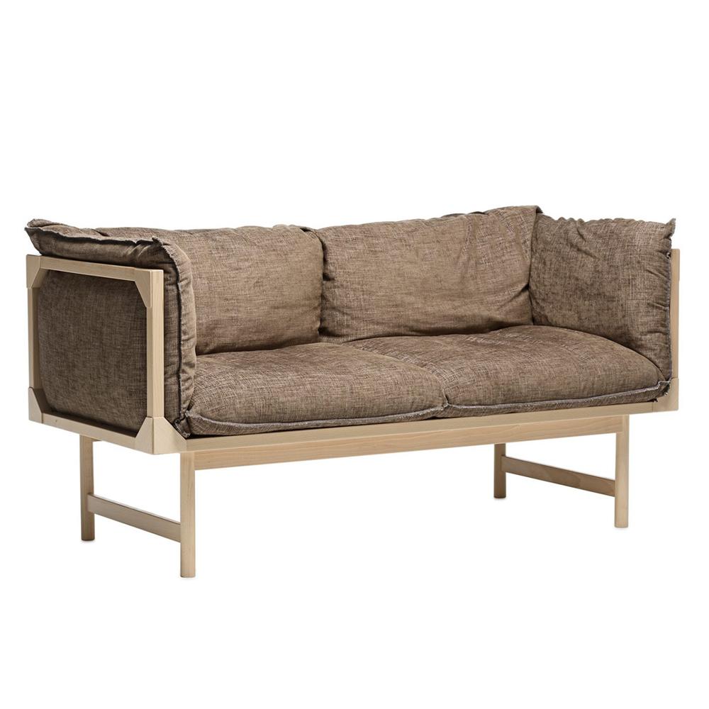 garsnas bleck taf upholstered modern danish designer sofa