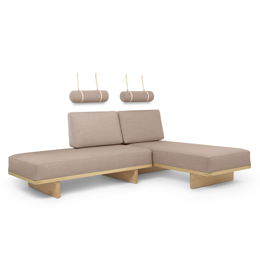 bm0865 daybed Borge mogensen Carl Hansen and sons contemporary modern designer modular daybed