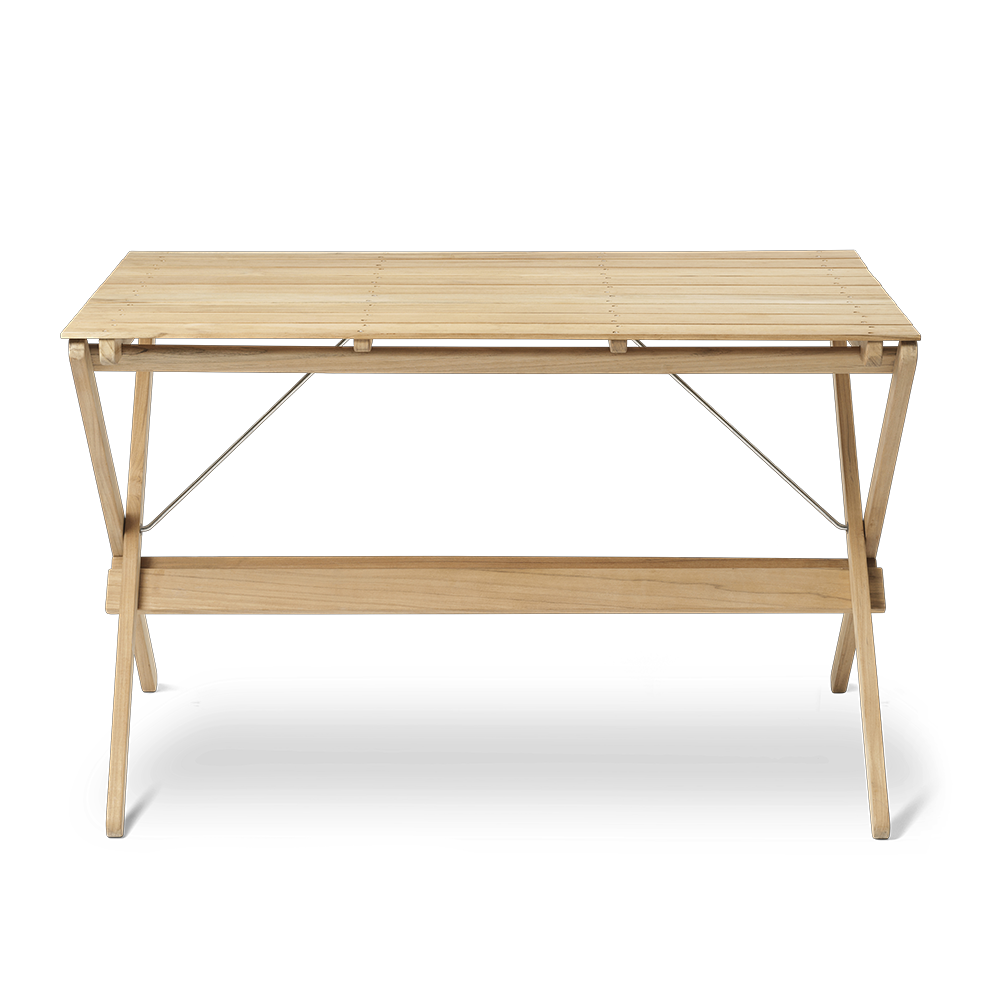 bm3670 outdoor dining table borge mogensen carl hansen and sons
