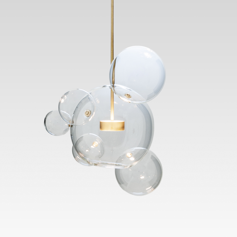 Bolle chandelier collection giopato and coombes suite ny for Suspension design
