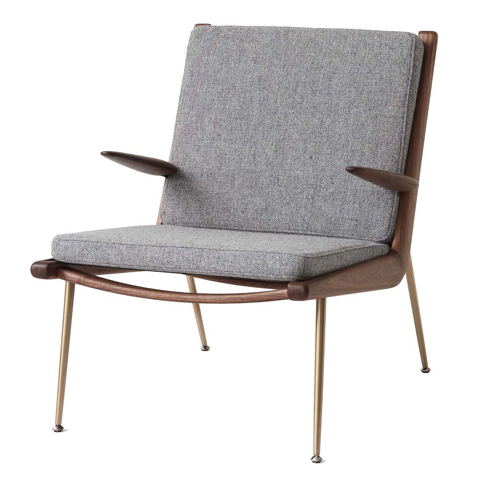 boomerang hvidt molgaard andtradition midcentury modern contemporary danish designer lounge chair armchair easy chair
