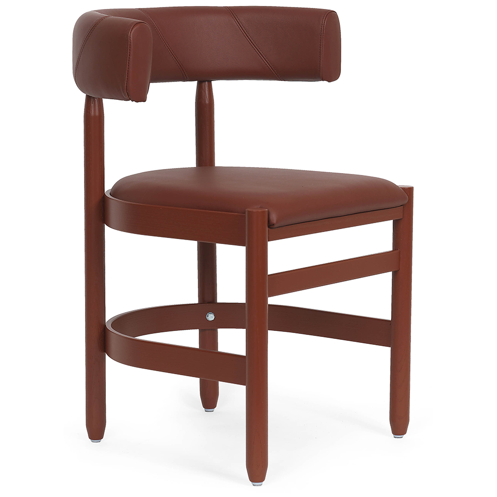 botero Källemo matti klenell peter andersson contemporary modern designer wood upholstered dining chair
