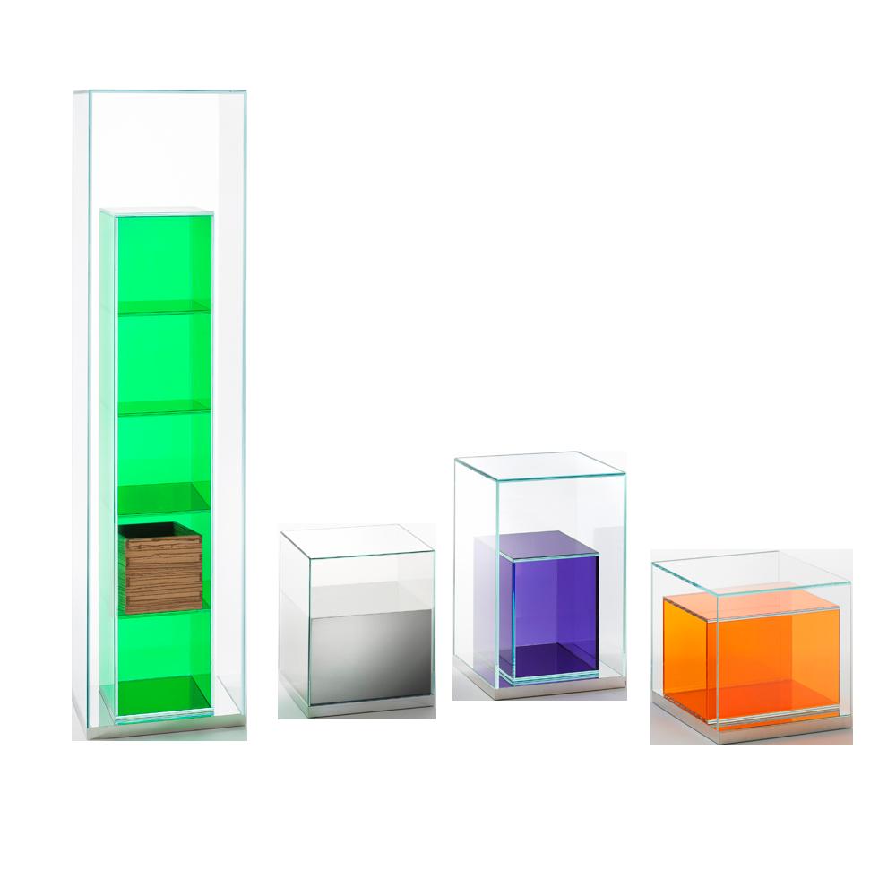 Philippe starck glas italia box in box table organizational extralight shop suite ny