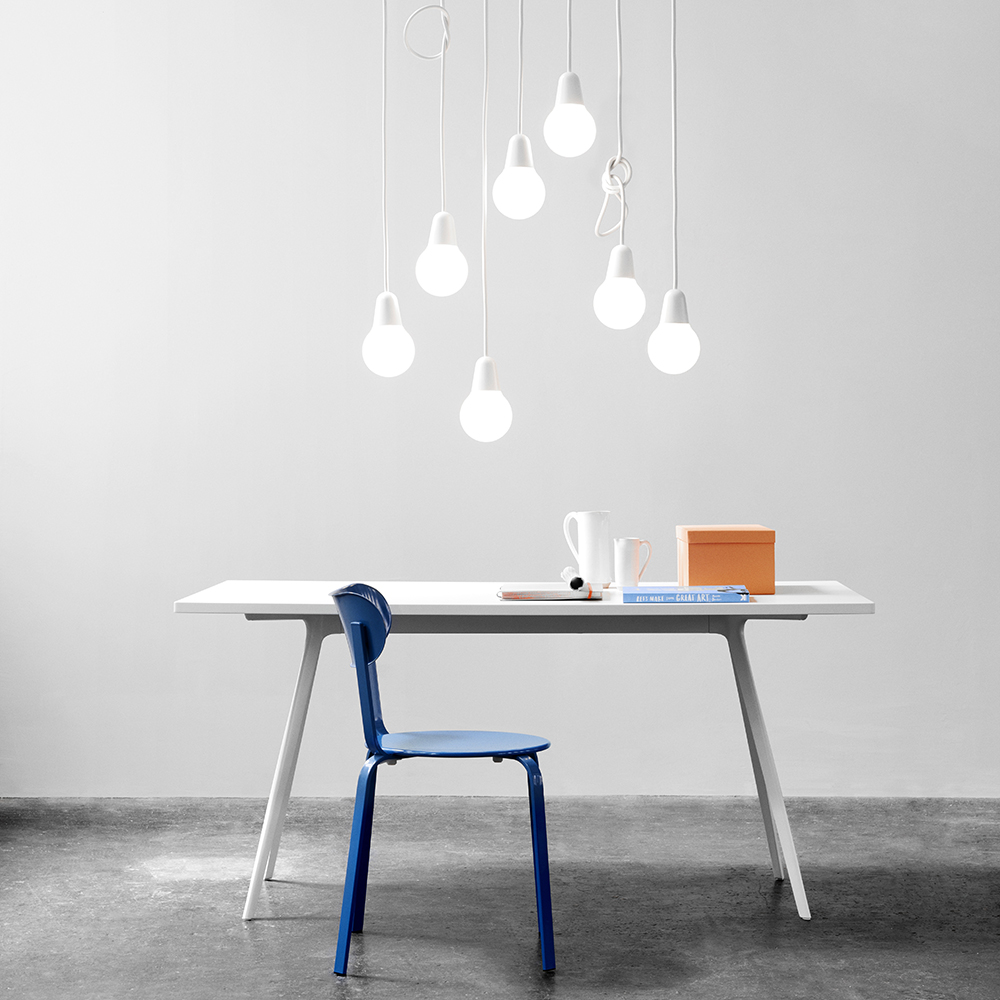 bulb fiction kibisi fritz hansen modern contemporary danish designer hanging bulb pendant light lighting lamp