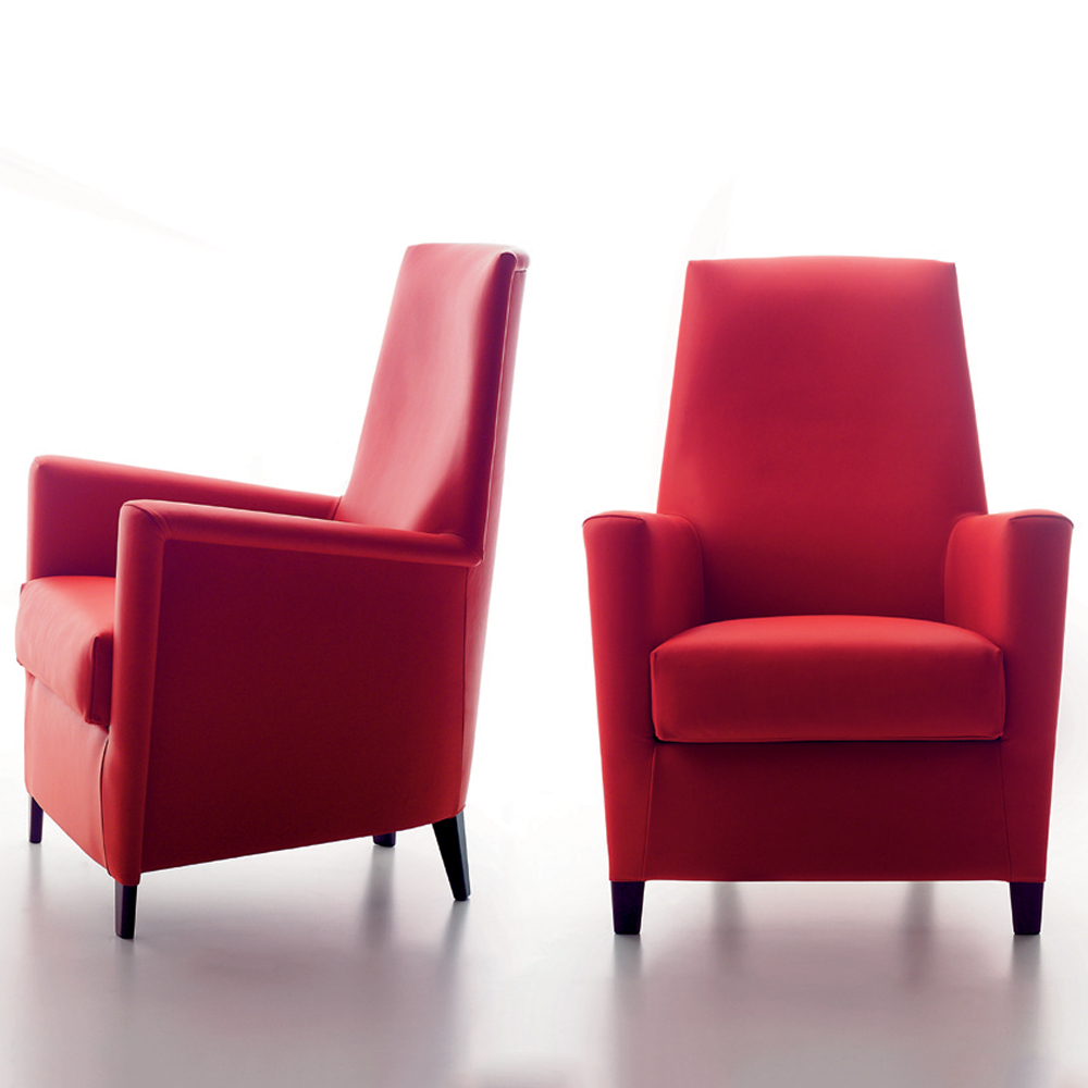 Calvino armchair designed by Lievore Altherr Molina for Verzelloni