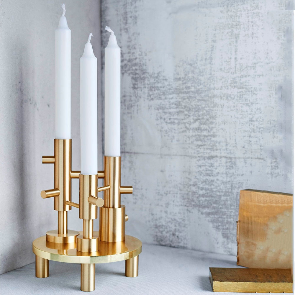 Candleholder designed by Jamie Hayon for Fritz Hansen