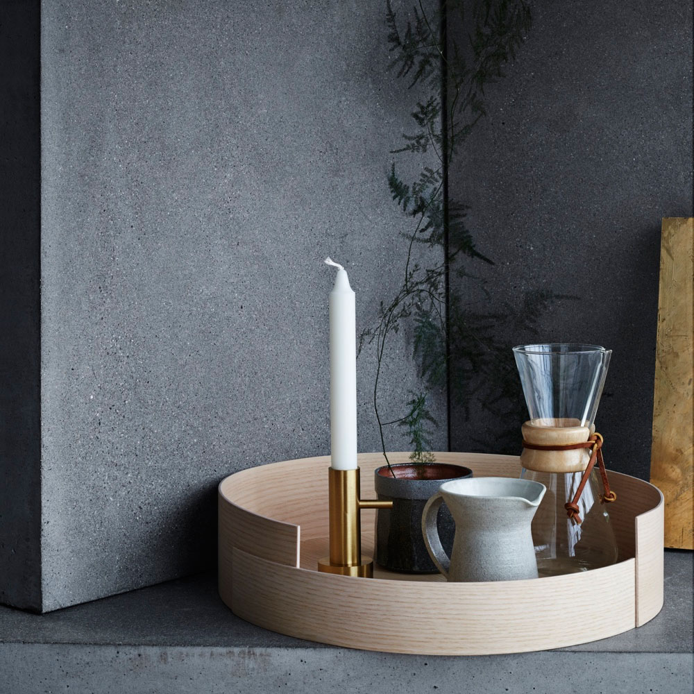 Candleholder Single designed by Jaime Hayon for Fritz Hansen