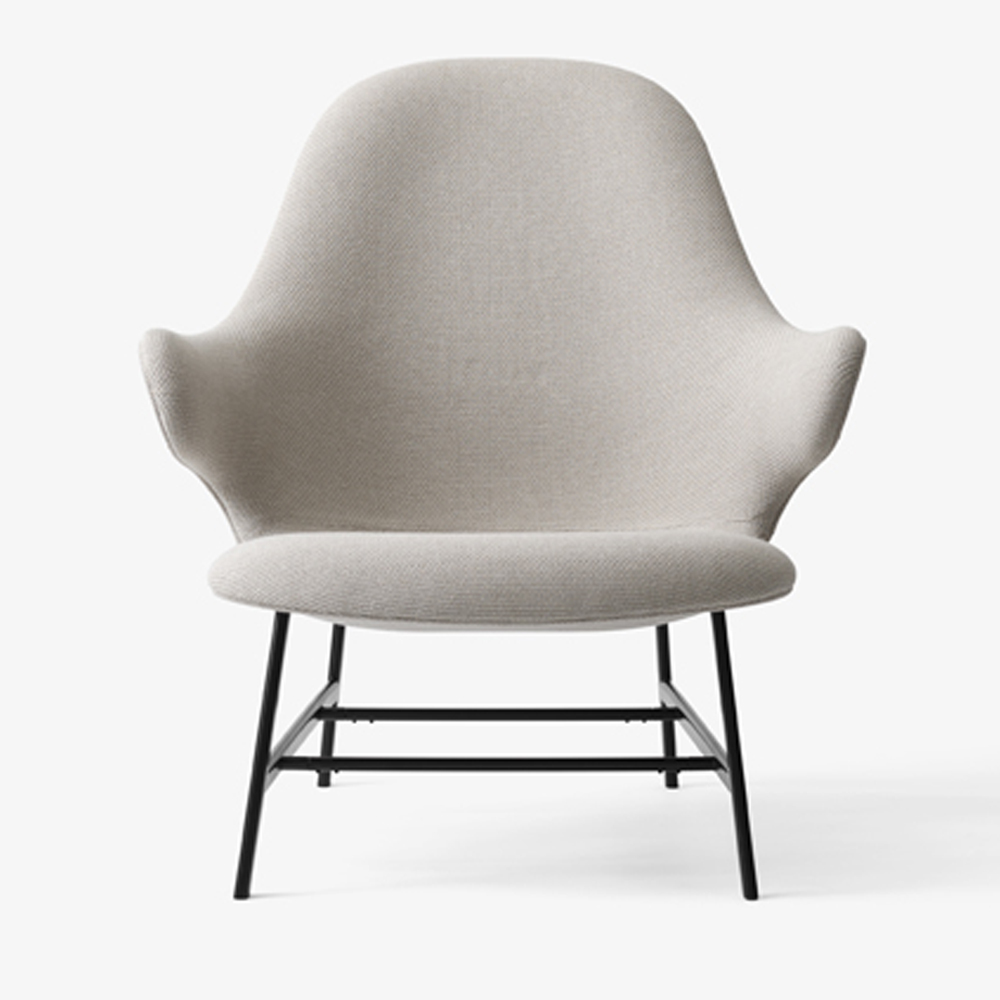 catch lounge chair jaime hayon and tradition suite ny flat leg base