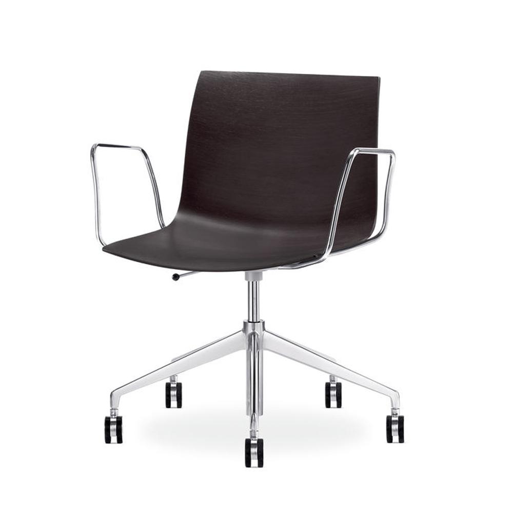 Catifa 46 5 star task chair Arper black