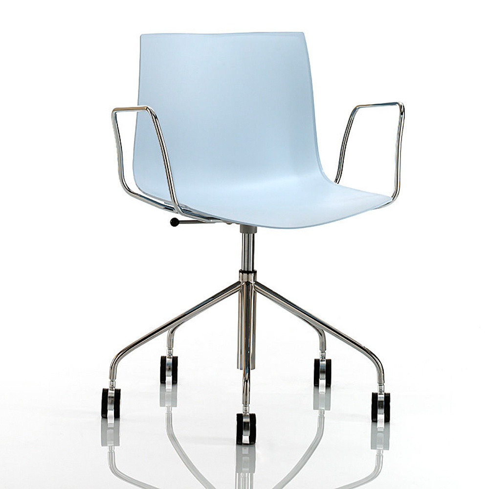 Catifa 46 5 star task chair Arper blue