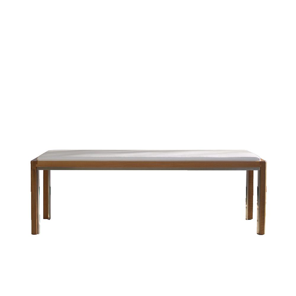 CB-31 Museum Bench BassamFellows contemporary wood bench