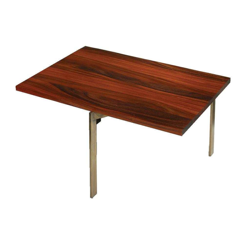 Plank Side Table designed by Craig Bassam and Scott Fellows of BassamFellows