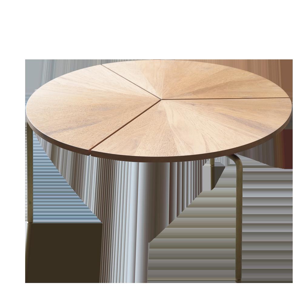 CB-36 Coffee Table BassamFellows SUITE NY modern walnut wood american