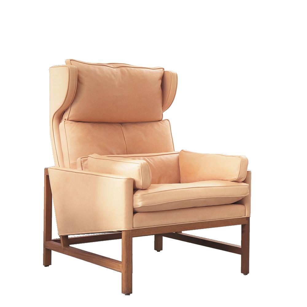 CB-51 Wingchair designed by Craig Bassam and Scott Fellows for BassamFellows.
