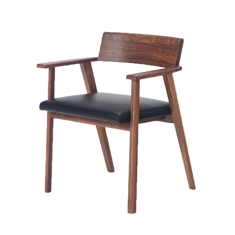 wedge side dining chair bassamfellows