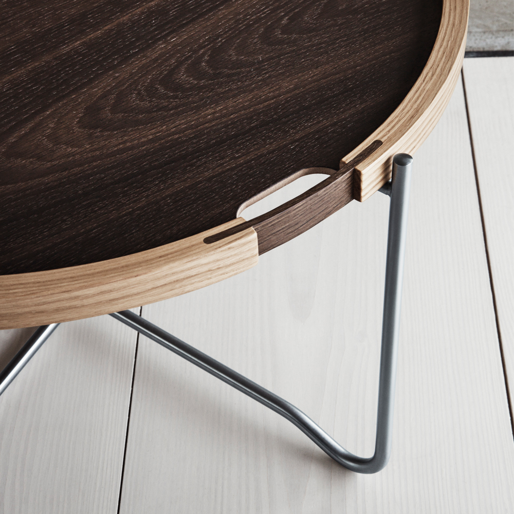 CH417 Tray Table Hans Wegner Carl hansen