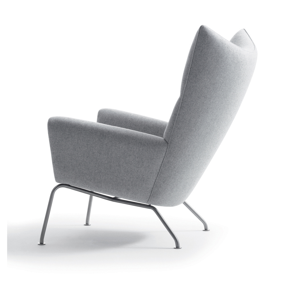 CH445 Wing Chair designed by Hans J. Wegner for Carl Hansen & Son