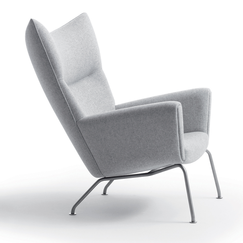 Hans wegner wing chair replica chairs seating - Wegner wing chair replica ...