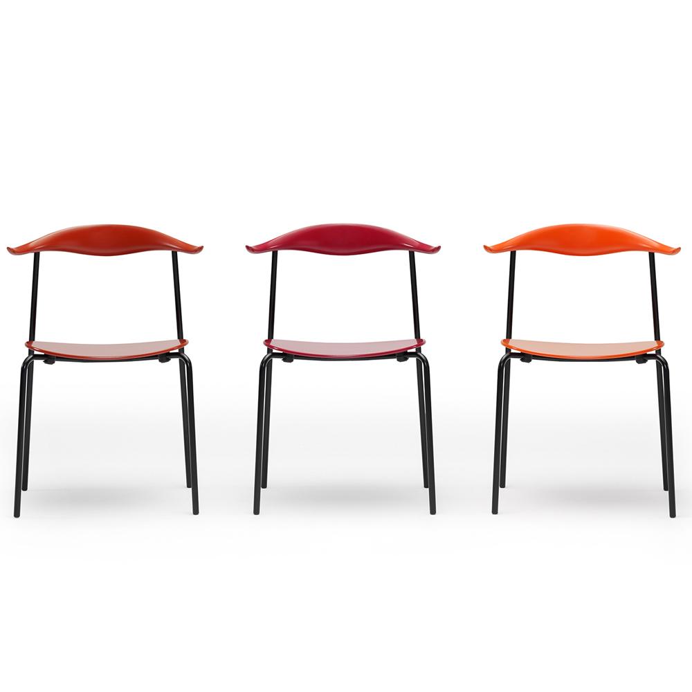 CH88 dining chair Hans J. Wegner Carl Hansen solid wood oak denmark design furniture shop suite ny