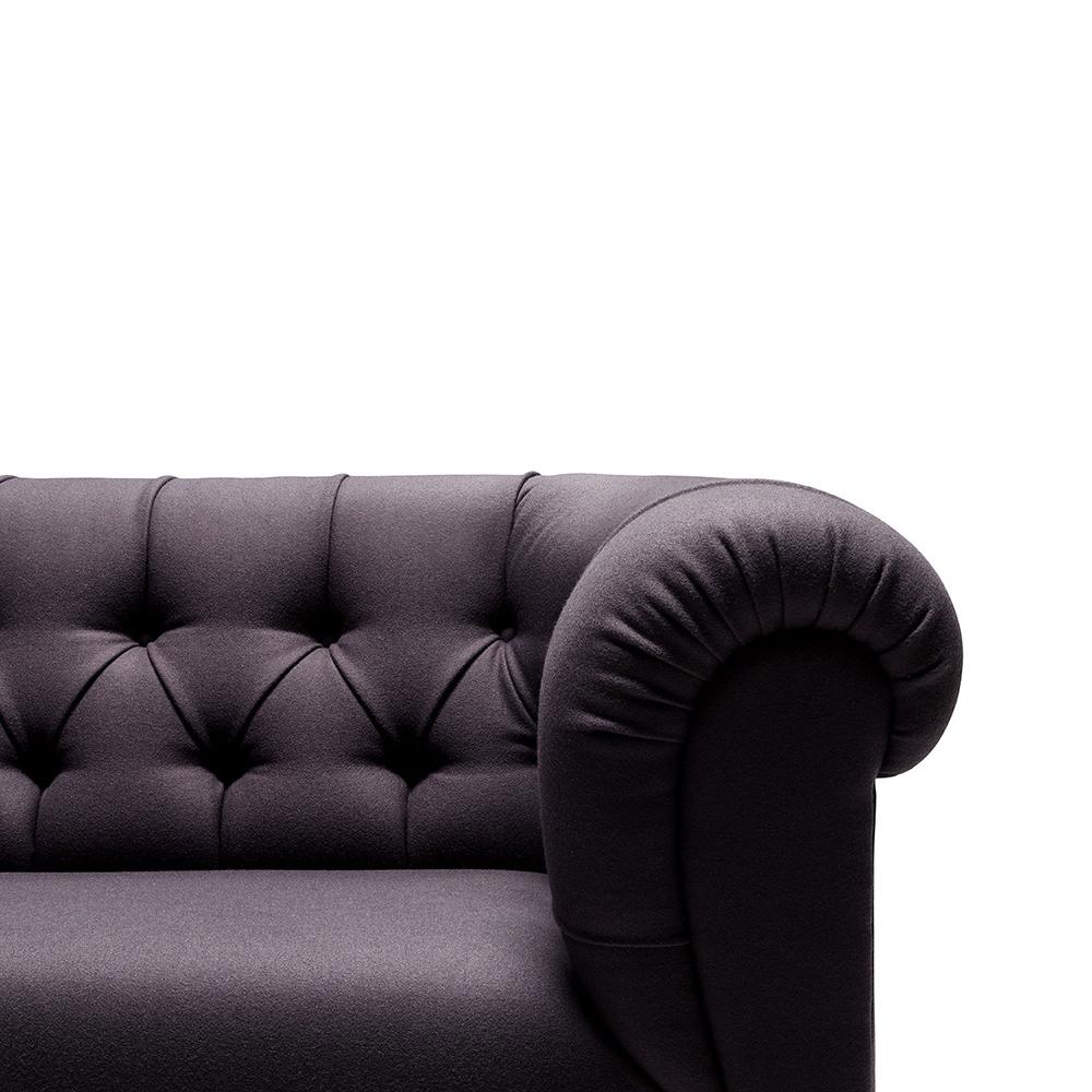 chesterfield sofa depadova upholstered modern sofa