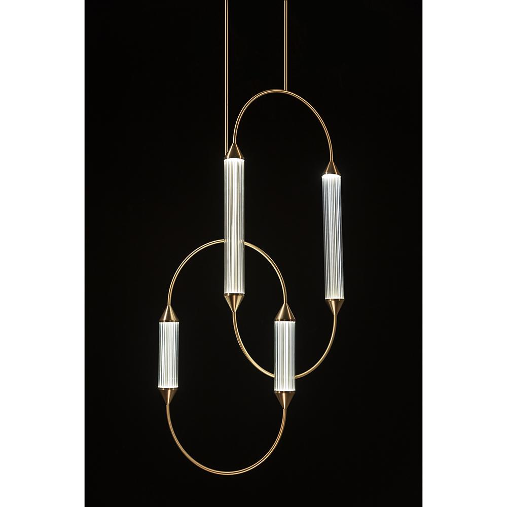 Cirque Giopato Coombes Italian Designer Suspension Light