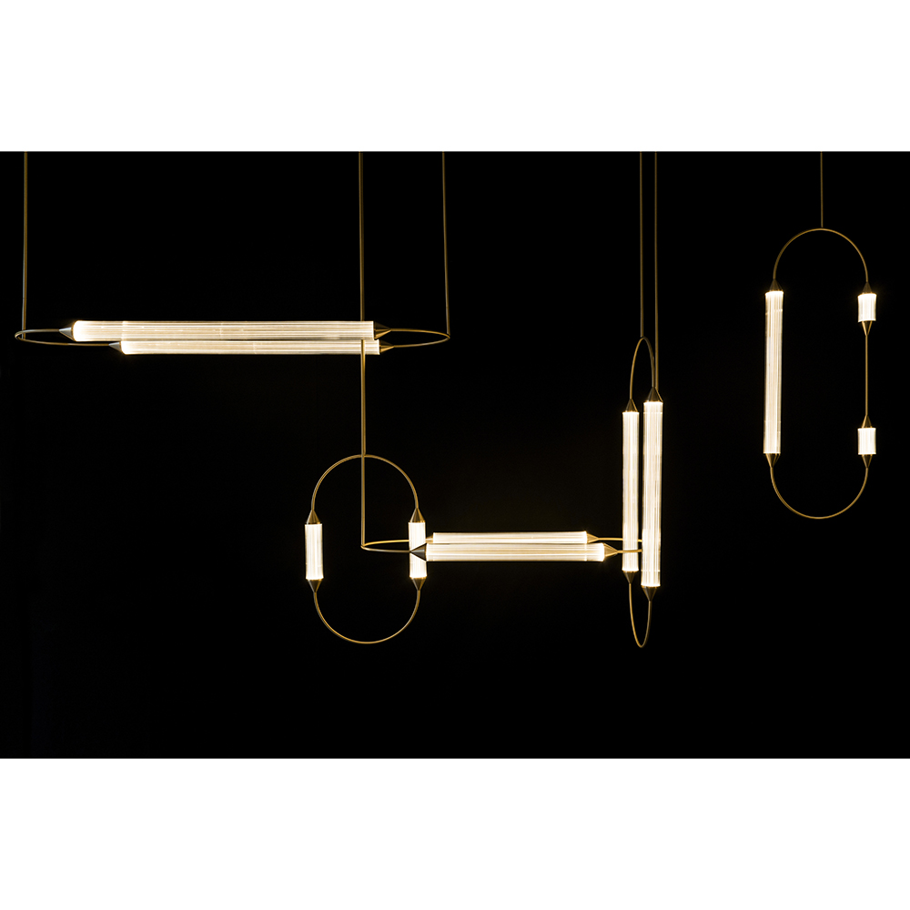 Cirque Giopato Coombes variations customizable suspension light