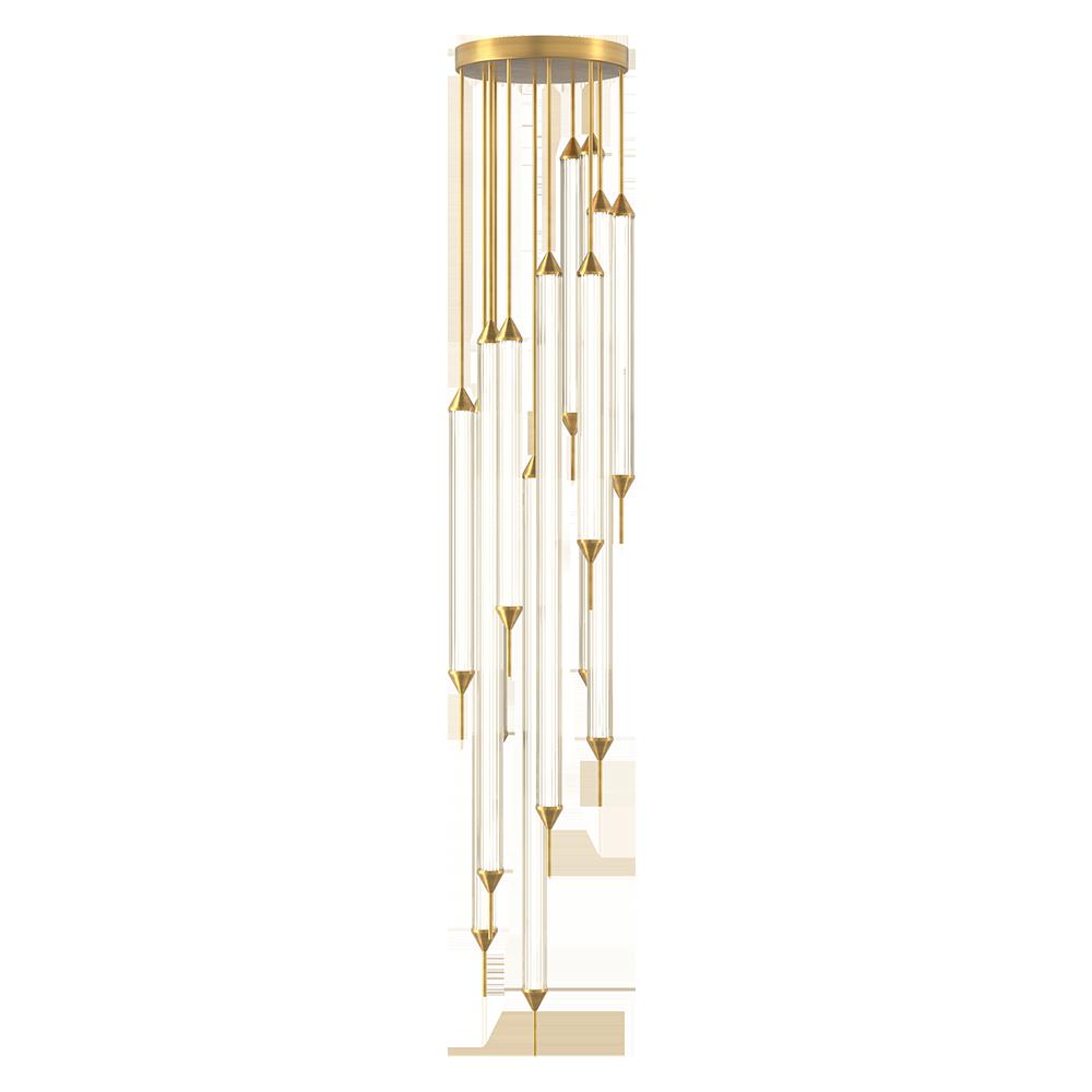 cirque chandelier cascade giopato coombes