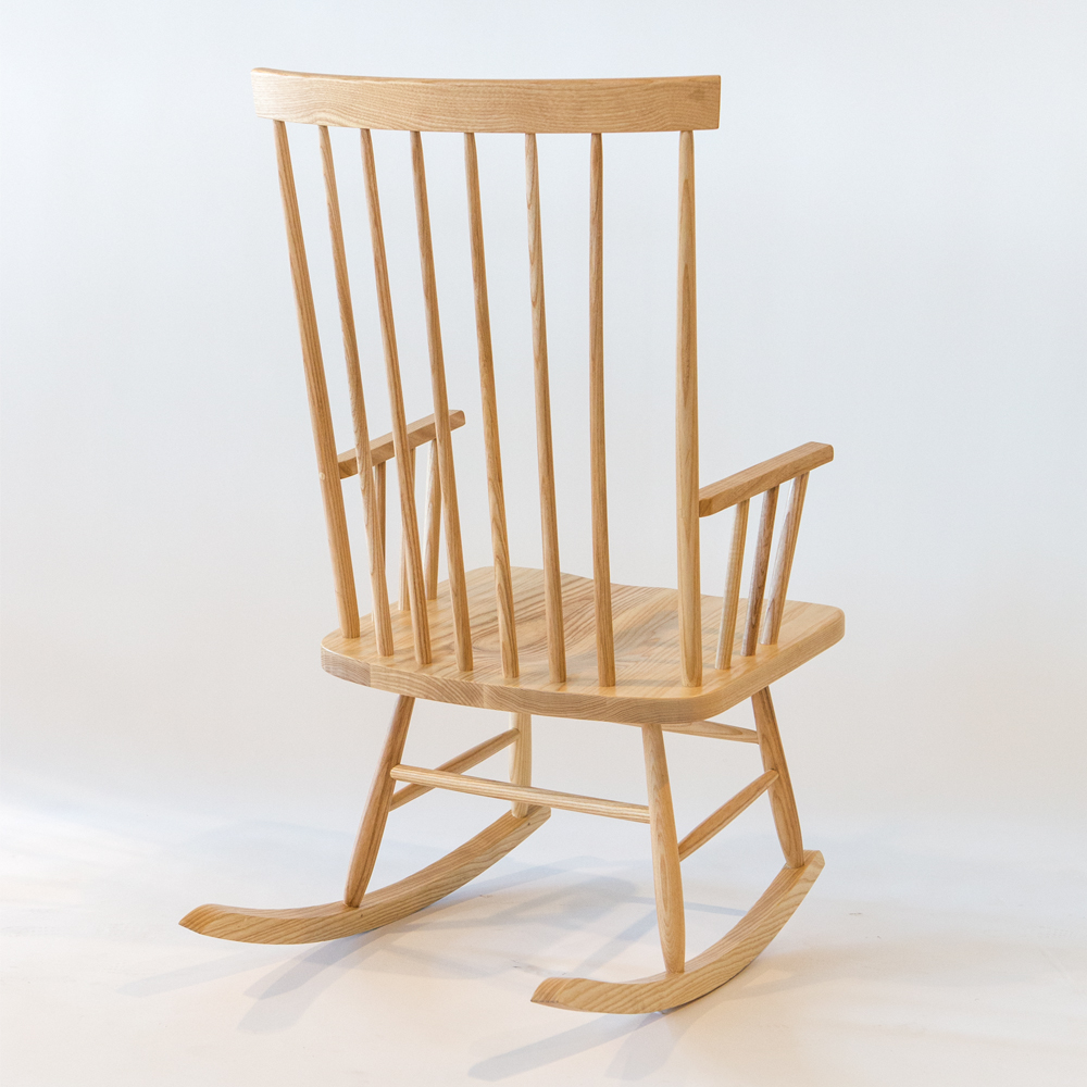Living. Living / Lounge / Classic Rocking Chair