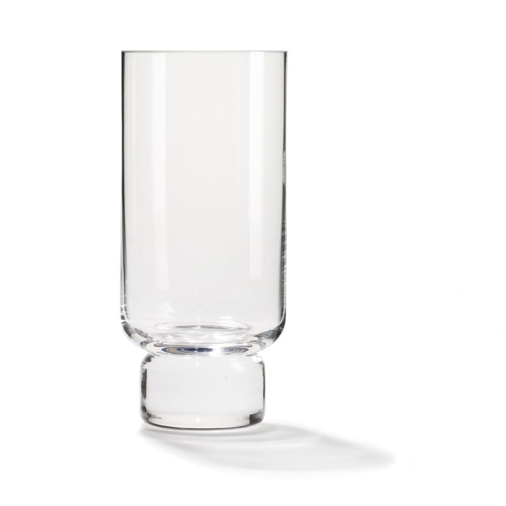 clessidra glass collection joe colombo karakter designer glass vases candleholders