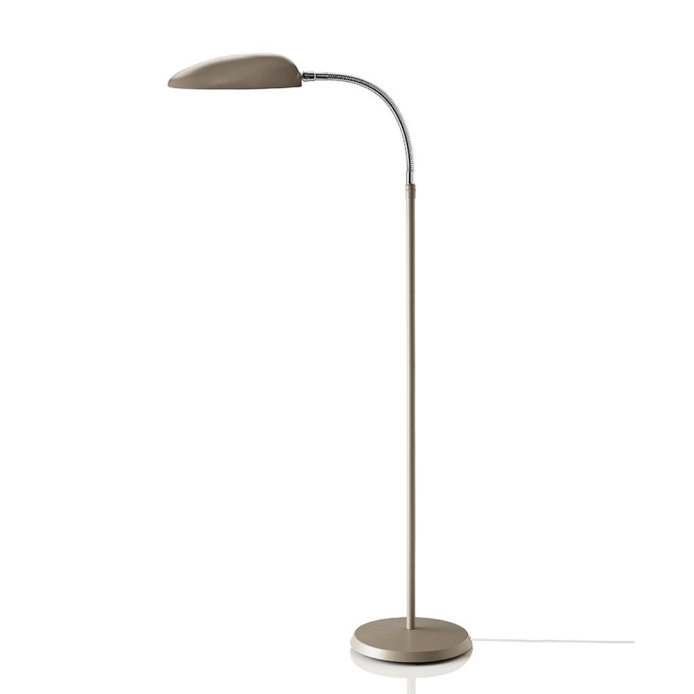 Cobra Floor Lamp designed by Greta Grossman, manufactured by GUBI Denmark